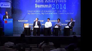 Nasscom Big Data and Analytics Summit