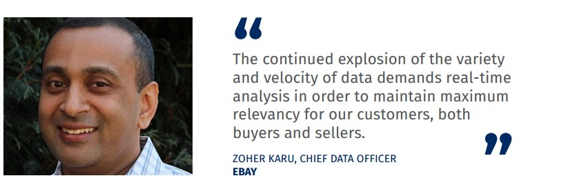 How eBay uses data and analytics to get a competitive advantage
