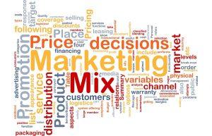marketing mix model