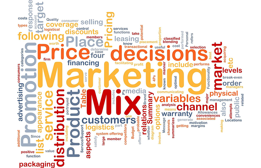 marketing mix model