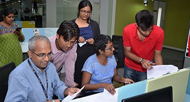 Work culture at LatentView