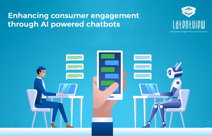 Enhancing consumer engagement through AI powered chatbots
