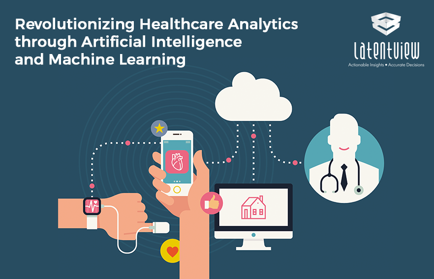 Revolutionizing Healthcare Analytics through AI ML
