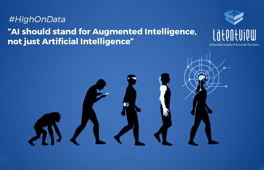 AI should stand for Augmented Intelligence not just Artificial Intelligence