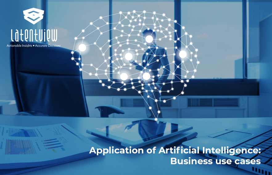 Application of Artificial Intelligence Business use cases 2 1