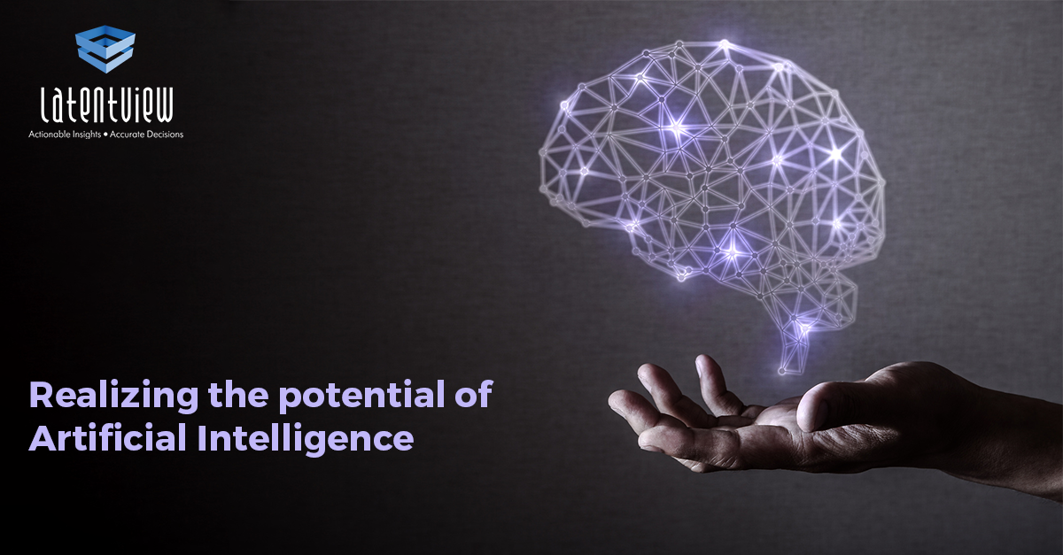 Realizing the potential of Artificial Intelligence linkedin