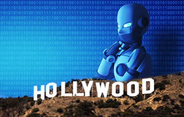 AI hollywood