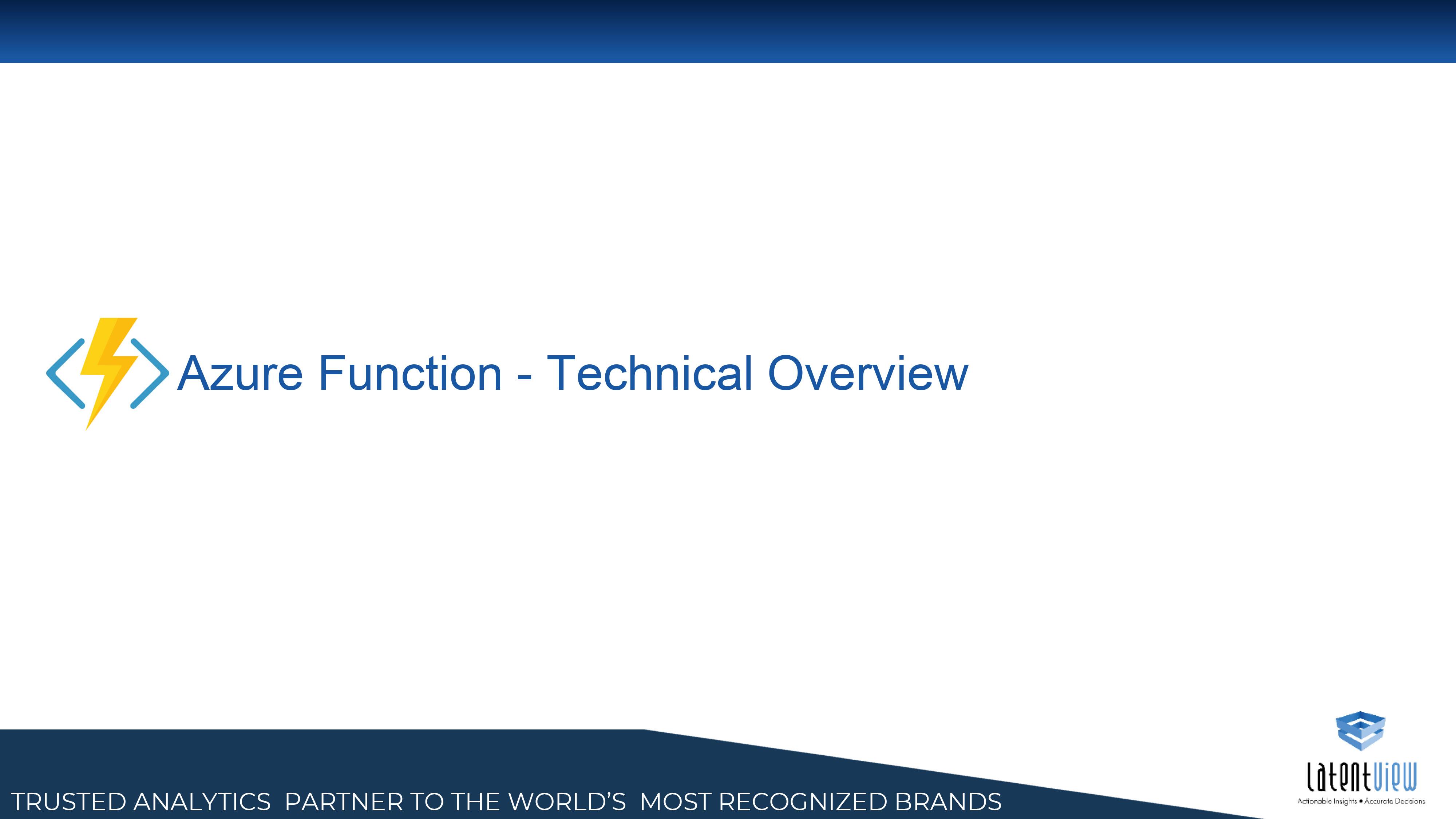 azure functions 1