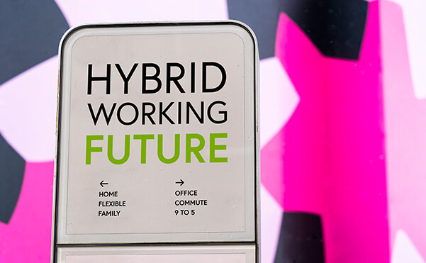 the hybrid work era preparing your workforce for the post pandemic world